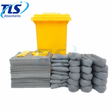 240L Mobile Grey Universal Spill Kits for Spill Control