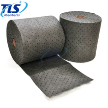 40cm*50m*8mm General Purpose Universal Absorbent Rolls For Liquid Spills