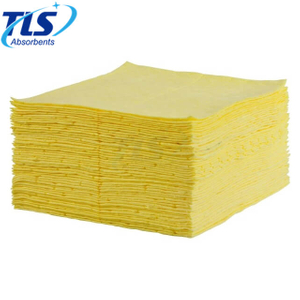 5mm Hazmat Chemical Spill Absorbent Pads For Spills