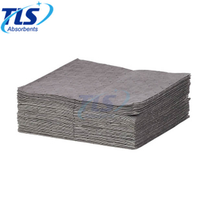 4mm Gery Universal Absorbent Pads For Universal Spill