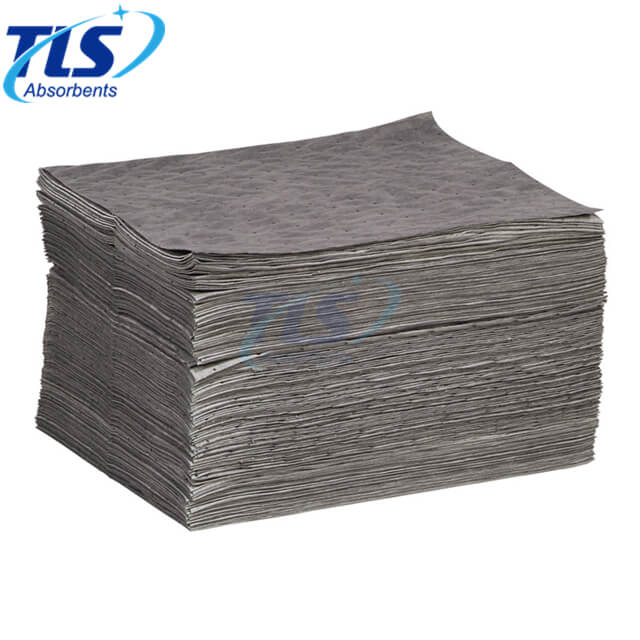 7mm Dimpled Universal Fuel Absorbent Pads For Spill Clean Up