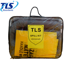 5Gallon Grey Universal Spill Control Kits Shoulder Bag Type