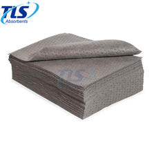 Grey Color Heavy Duty Universal Absorbent Pads For Ship
