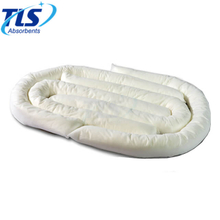 10CM*3M White Color Absorbent Booms for Oil Spills