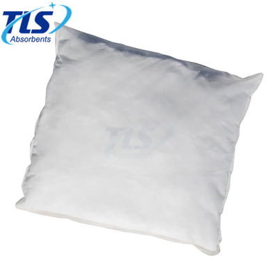 40 x 50cm Heavy Duty Polypropylene Oil Only Absorbent Pillows for Leaking Machinery