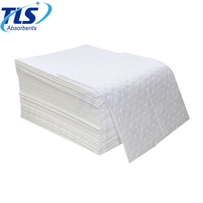 Marine Boat Diesel White Oil Spill Control Pads