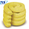 20CM x 6M Hazmat Absorbent Heavy Weight Socks Large Complete with Hooks and Rings