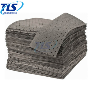 4mm Grey Perforated Universal Absorbent Pads