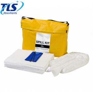 18gallon Carry Bag Spill Kits Diesel Oil And Fuel