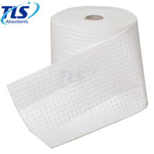 Heavy Duty PP Oil Absorbent Rolls For Fuel Spills