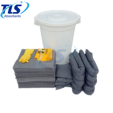 General Purpose Grey Color Spill Kit Sorbents for Spill Control