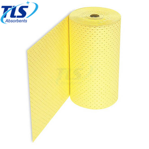Chemical Spill Control PP Absorbent Rolls 40cm*50m*4mm