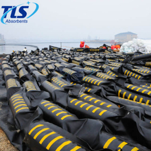 1600mm Solid Float Rubber Oil Boom Color For Marine