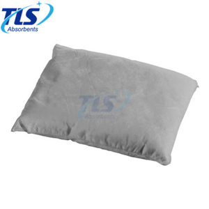 10'' x 14'' Sole Safe Universal Absorbent Pillows for Spill Response
