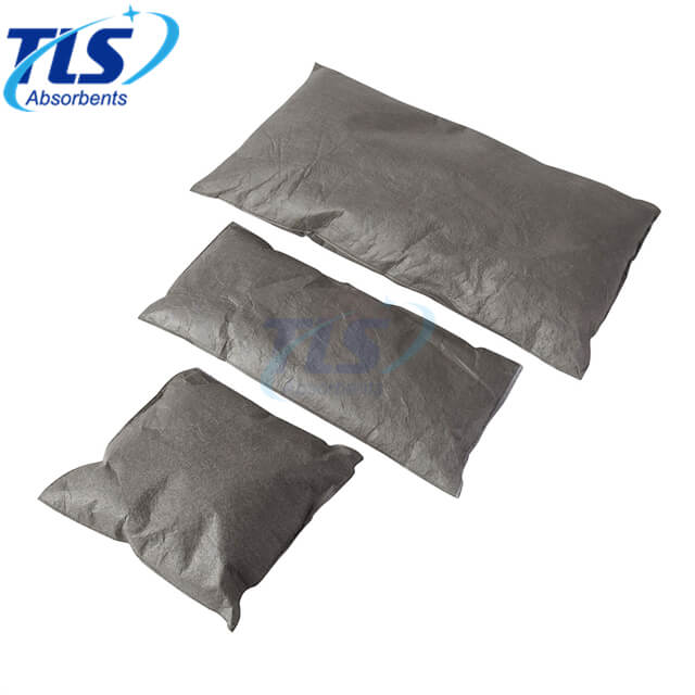 144L Environmentally Friendly Absorbent Pillows for Universal Spills